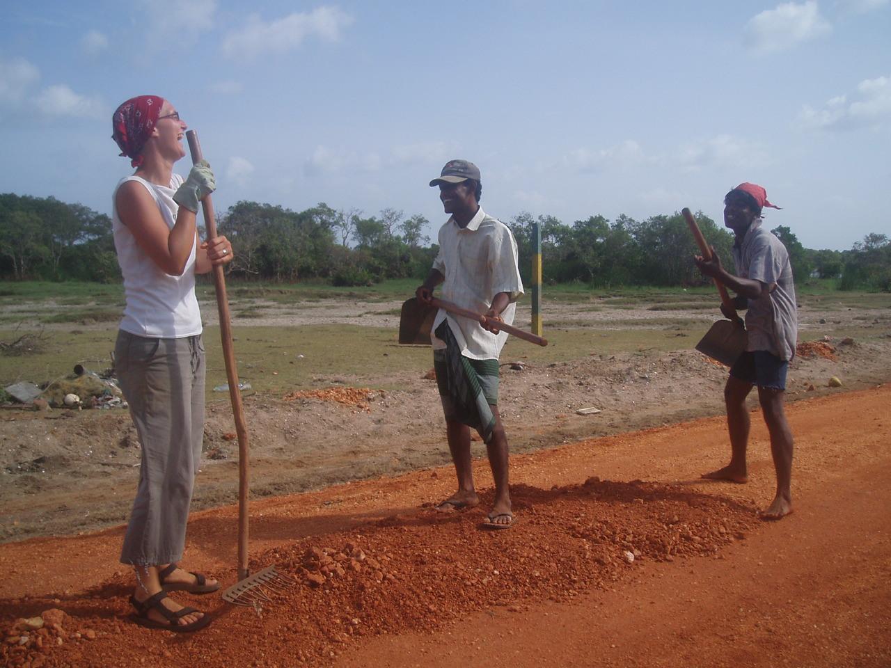 Campi volontariato nel sud del mondo