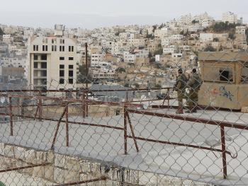 Perché in Palestina