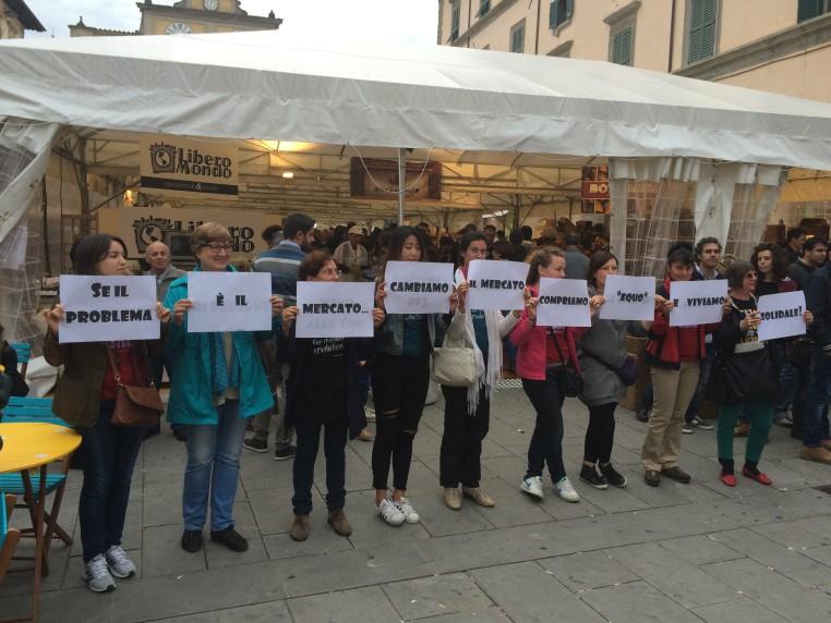 Altrocioccolato 2015, la testimonianza di Silvia da Città di Castello
