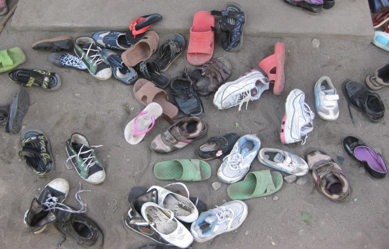 Racconto da un campo in Tanzania