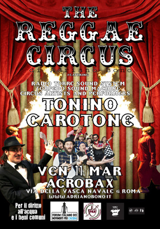 The Reggae Circus Special Acqua Edition