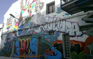 """""""Sweetie let's make a graffiti"""": scambio giovanile a Siviglia [18-27 luglio]"""