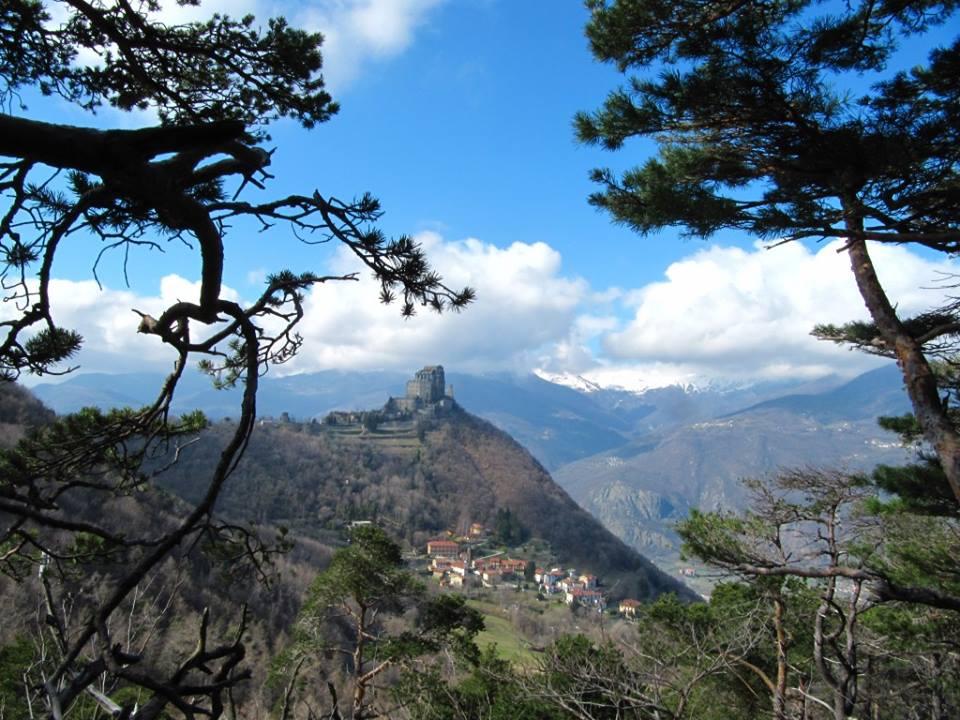Minicampo lungo il Sentiero dei Principi [11-12 giugno, Sant'Ambrogio]