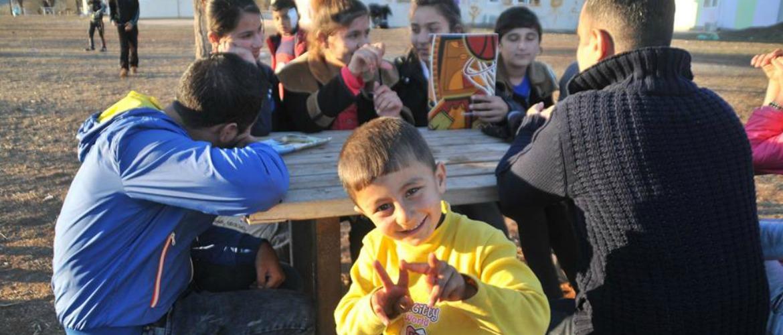 Vita a Diyarbakir - Refugee Solidarity
