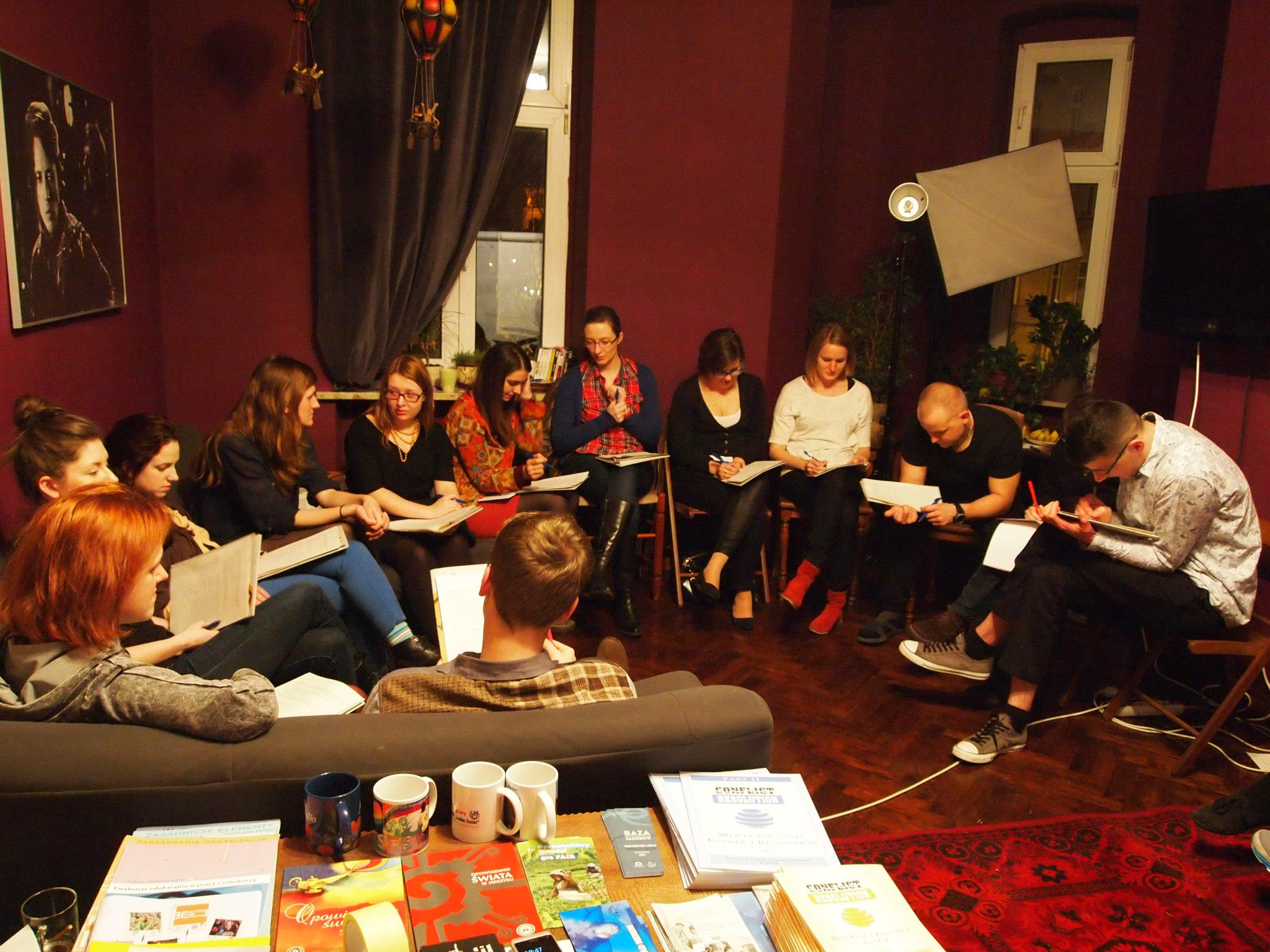 """""""Go Visual!"""": training su educazione creativa e migrazioni [6-11 settembre, Poznan]"""