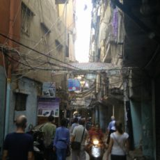 Shatila Beach, Lebanon: voices from the camp [Parte I]