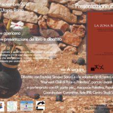 """Social Café – Presentazione de """"La zona rossa"""" di Simona Sanzò [9/11, La Città dell'Utopia]"""