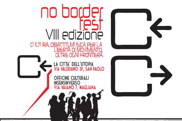 No Border Fest 2016
