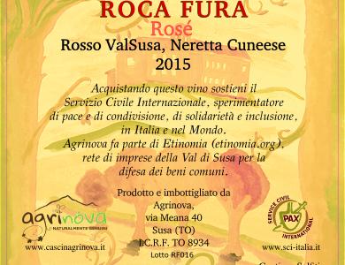 Sostieni SCI-Italia con i vini della Val Susa
