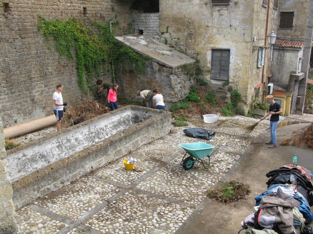 fontanile di Calcata
