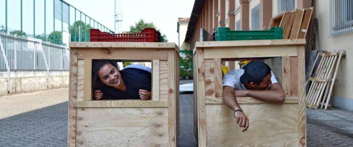 Aperitivo dal mondo: SCI Piemonte presenta le sue attività
