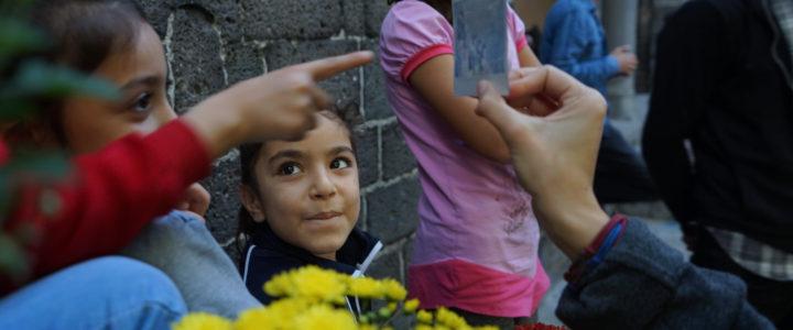 Kurdistan, bambini del Sur e bambini del Sole: il racconto di Francesca