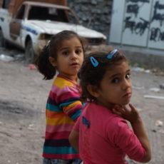 Campo di volontariato a Diyarbakir: in cucina per i bambini della guerra