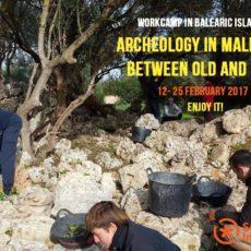 Spagna, campo archeologico nell'isola di Maiorca