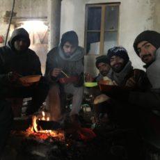 """Nella """"ghiacciaia d'Europa"""": cronache dal confine serbo-ungherese"""