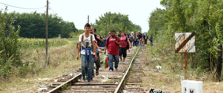 """Migrazioni, """"A Route To Connect"""": in viaggio lungo la Balkan route"""