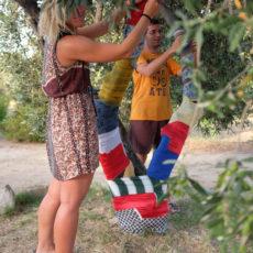 Coordinare un campo in Sardegna: il racconto di Mattia