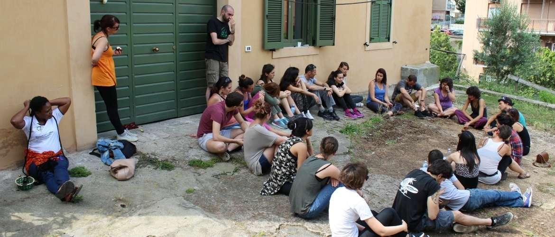 Incontri di formazione per volontariato internazionale