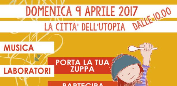 X Festival Internazionale della Zuppa di Roma [9 aprile 2017]