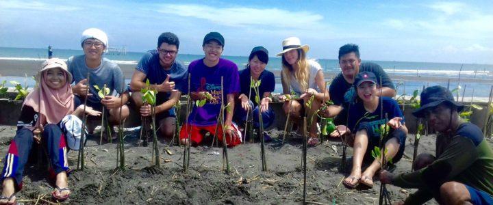 Volontariato in Indonesia: giochi e idee per risolvere un enorme problema, quello dei rifiuti