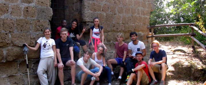 Call aperta: diventa coordinatore di un campo di volontariato internazionale!