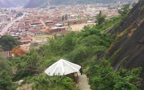 Heritage needs You(th): conservazione del paesaggio di Idanre