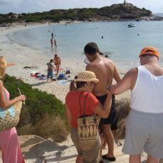 Vorresti coordinare un campo a Castiadas, in Sardegna?