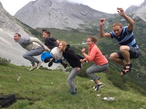 Volontariato nel Parco Naturale Karwendel: campo in Austria