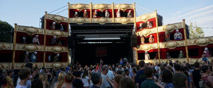 Boombal Folk Festival: campo di volontariato nel Belgio Fiammingo