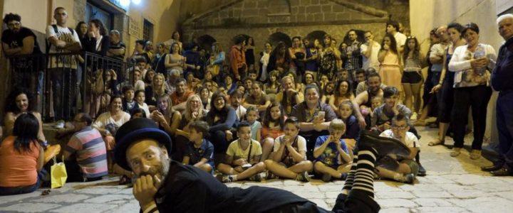 Ti piacerebbe coordinare un campo per il Castellarte Festival in Campania?