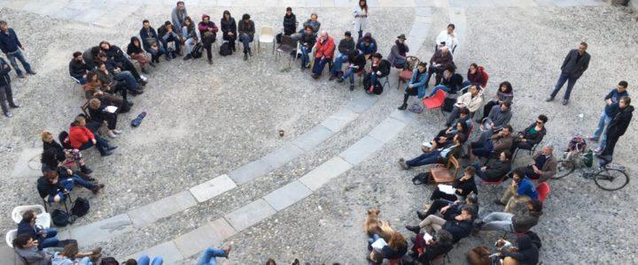 Ti piacerebbe coordinare un campo alla Cavallerizza Reale occupata di Torino?