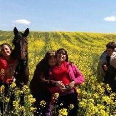 Ti piacerebbe coordinare un campo in un centro equestre vicino Roma?