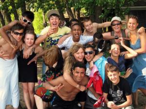 Attività creative con i minori richiedenti asilo: un campo in Finlandia