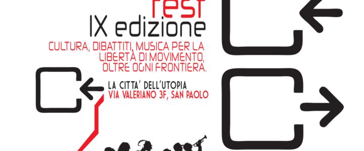 No Border Fest – IX edizione: libertà di movimento oltre ogni confine [16-17/06]