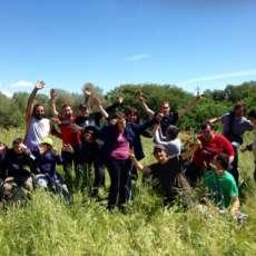 Equitazione e inclusione: un campo in un maneggio nei pressi di Roma