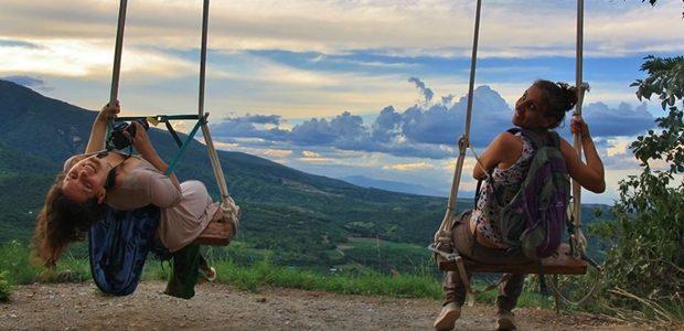 """""""Gotas de agua"""", riserve naturali e orti biologici: un campo in Perù"""