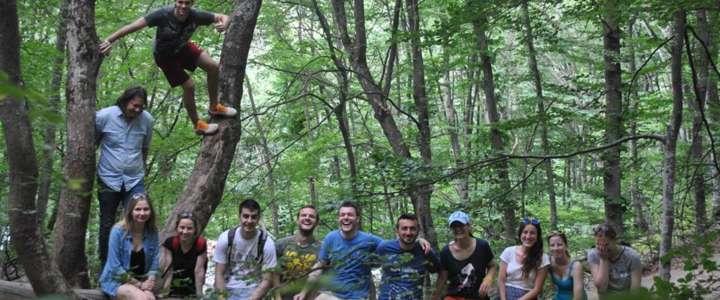 Imparare attraverso l'esperienza di connettersi: un campo in Croazia