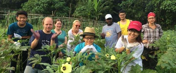 Esplorare nuove pratiche di supporto per una vita migliore: campo in Malaysia