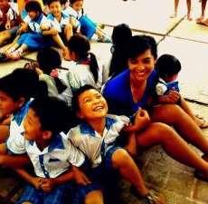 Motivare e supportare la comunità di Mekong Delta: campo in Vietnam