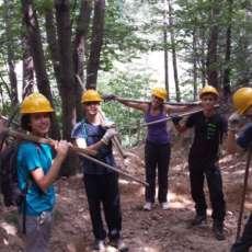 Vorresti coordinare un campo nel Parco Naturale del Monte Tre Denti – Freidour?