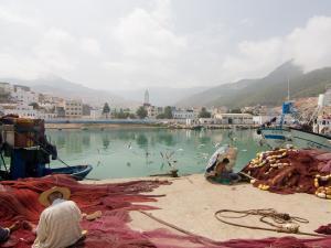 Protezione e tutela ambientale: un campo a Mehdyia in Marocco
