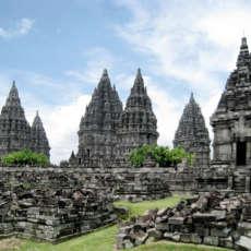 Turismo consapevole e protezione ambientale: campo in Indonesia