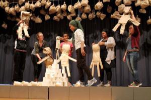 Teatro e musica con i bambini e le bambine: un campo in Svizzera