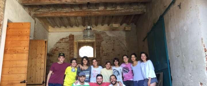 Ti piacerebbe coordinare un campo di volontariato in Italia su progetti di educazione artistica, sociale e culturale?