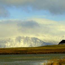 Ecologismo e tutela dell'ambiente: un campo in Islanda