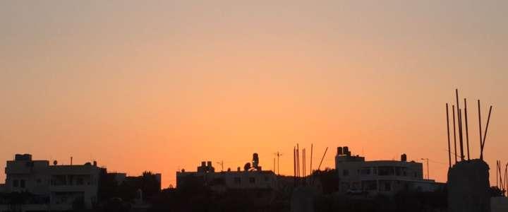 """Travelling for Peace"": il primo mese di due volontarie in Palestina"