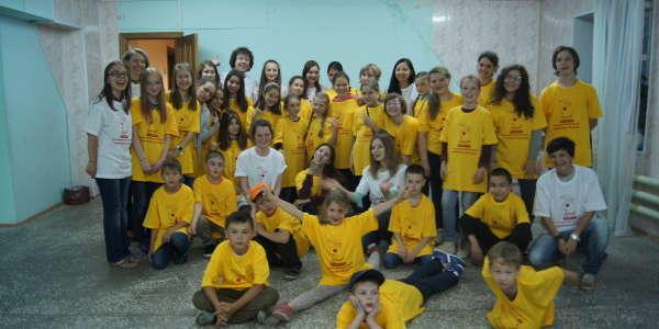 Insegnare ai bambini l'interculturalità: campo in Russia