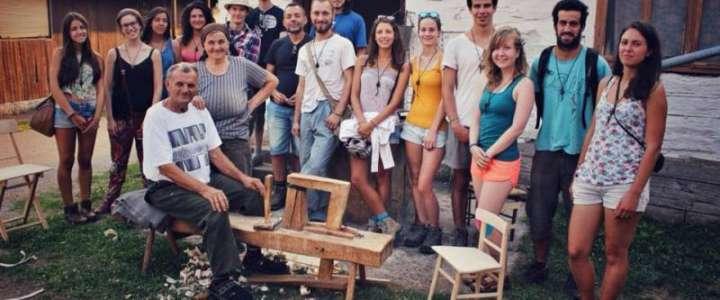 Supportare un festival dedicato ai bambini: un campo in Inghilterra