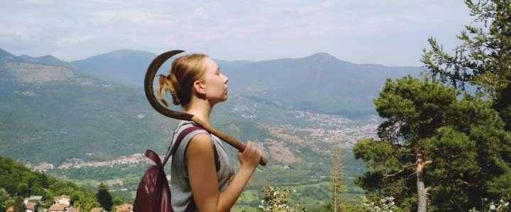 Da Perm (Russia) alla Sacra di San Michele (Piemonte): testimonianza da un campo