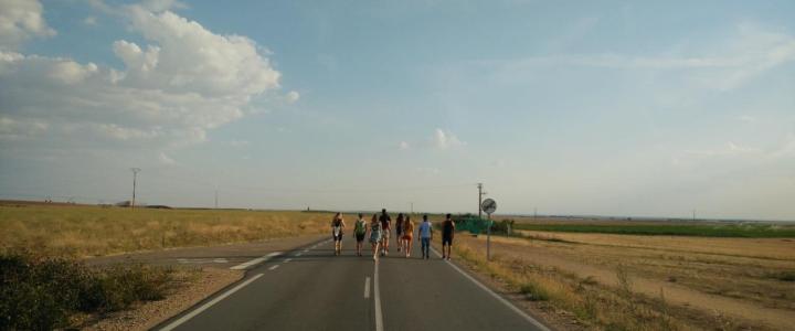 Nella Meseta Iberica: un campo di volontariato in Spagna